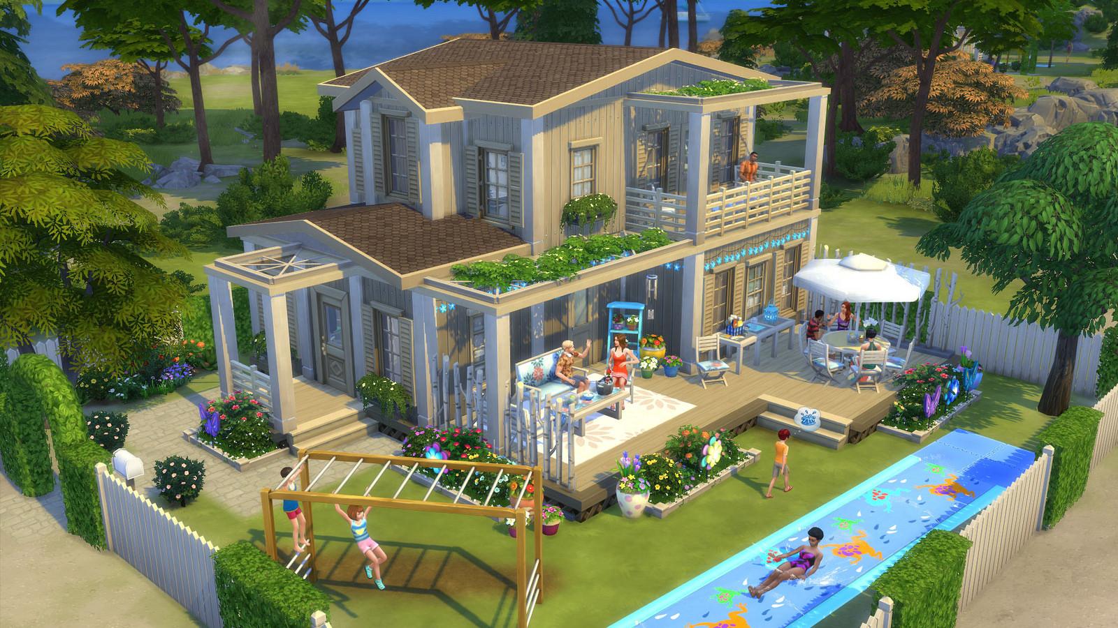 Riflettore Sulla Galleria 5 Lotti Adorabili Di The Sims 4