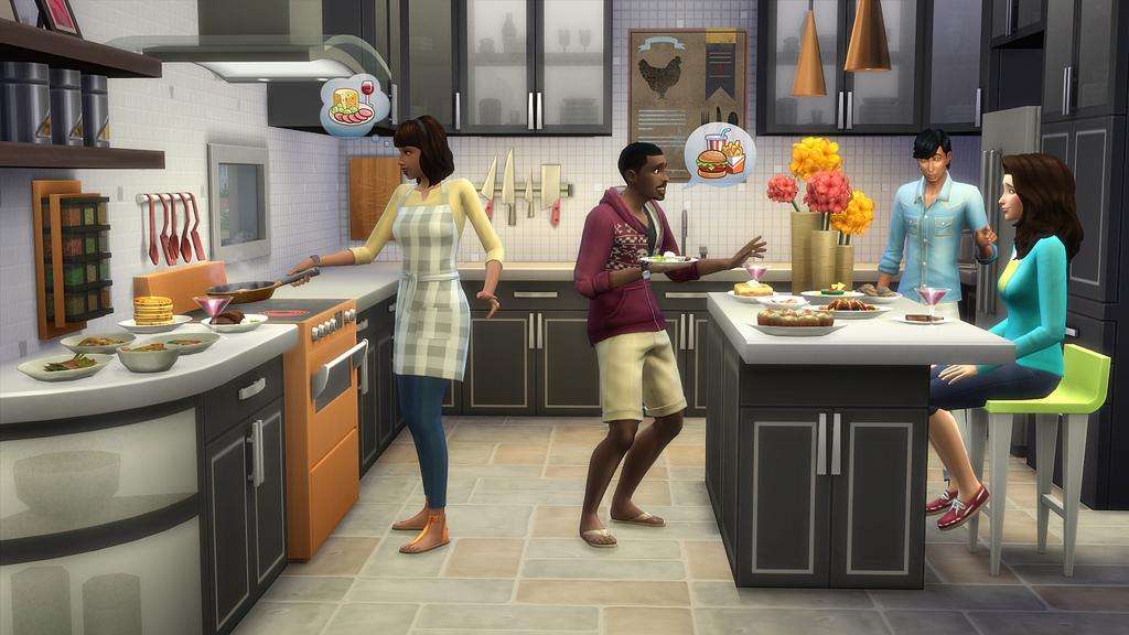 The Sims 4 Cucina Perfetta - Guida completa