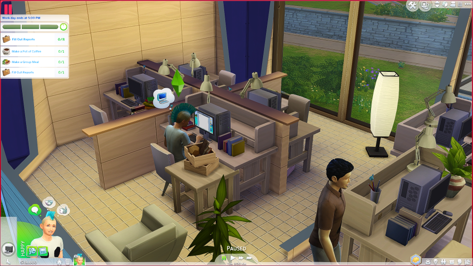 The Sims 4 - Rendi tutte le carriere attive con la Turbo