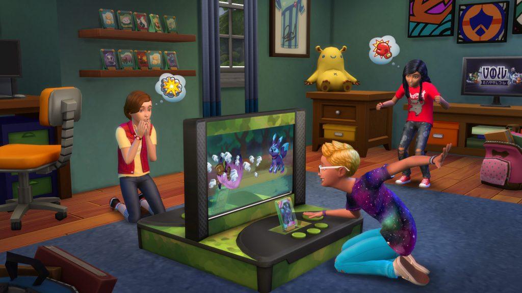 The Sims 4 Stanza dei bimbi stuff pack - Vuotomostri, teatro delle marionette, mostro e altro ancora!