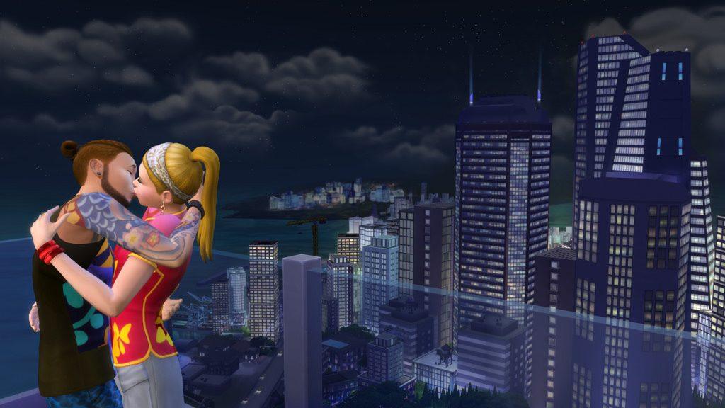 The Sims 4 Vita in Città - Nuovi quartieri, carriere, problemi d'appartamento e altro ancora!