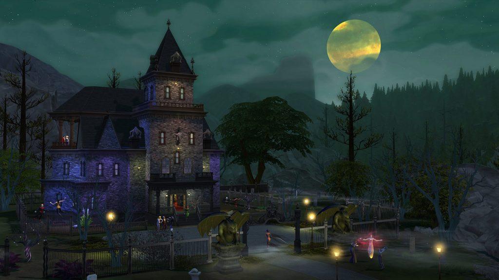 The Sims 4 Vampiri - Poteri, pipistrelli, plasma e altro ancora!