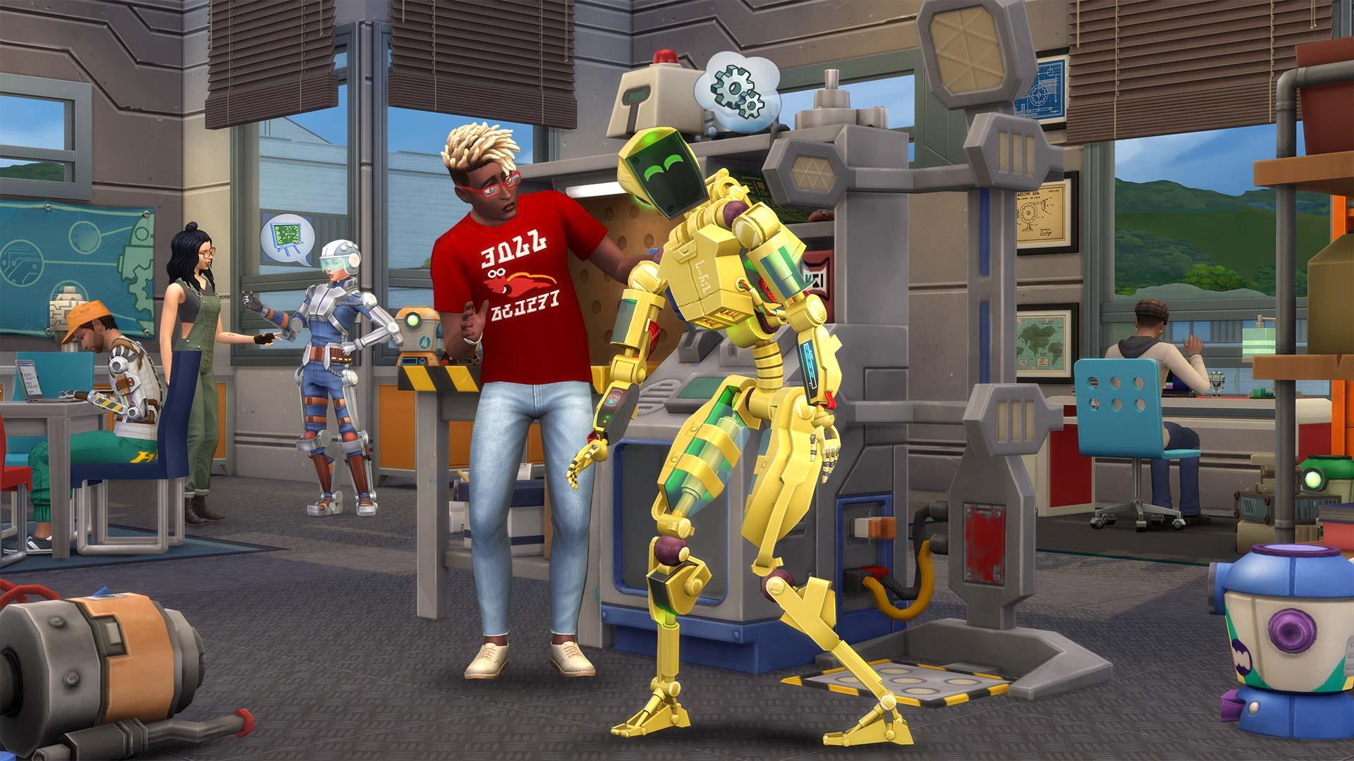 The Sims 4 Vita Universitaria - Immagini