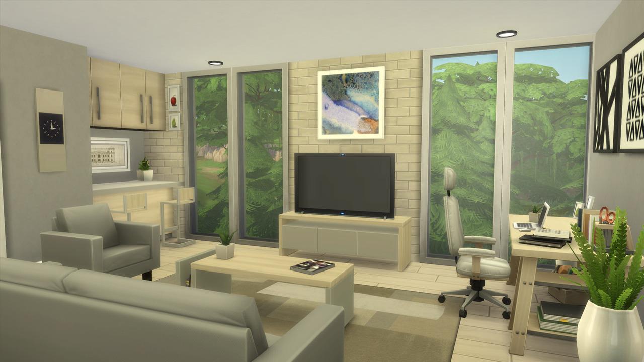 Scarica The Sims 4 Modern Housewares Stuff, creato dalla comunità!