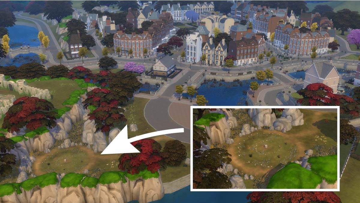 The Sims 4 Vita Universitaria - Come entrare nella società segreta