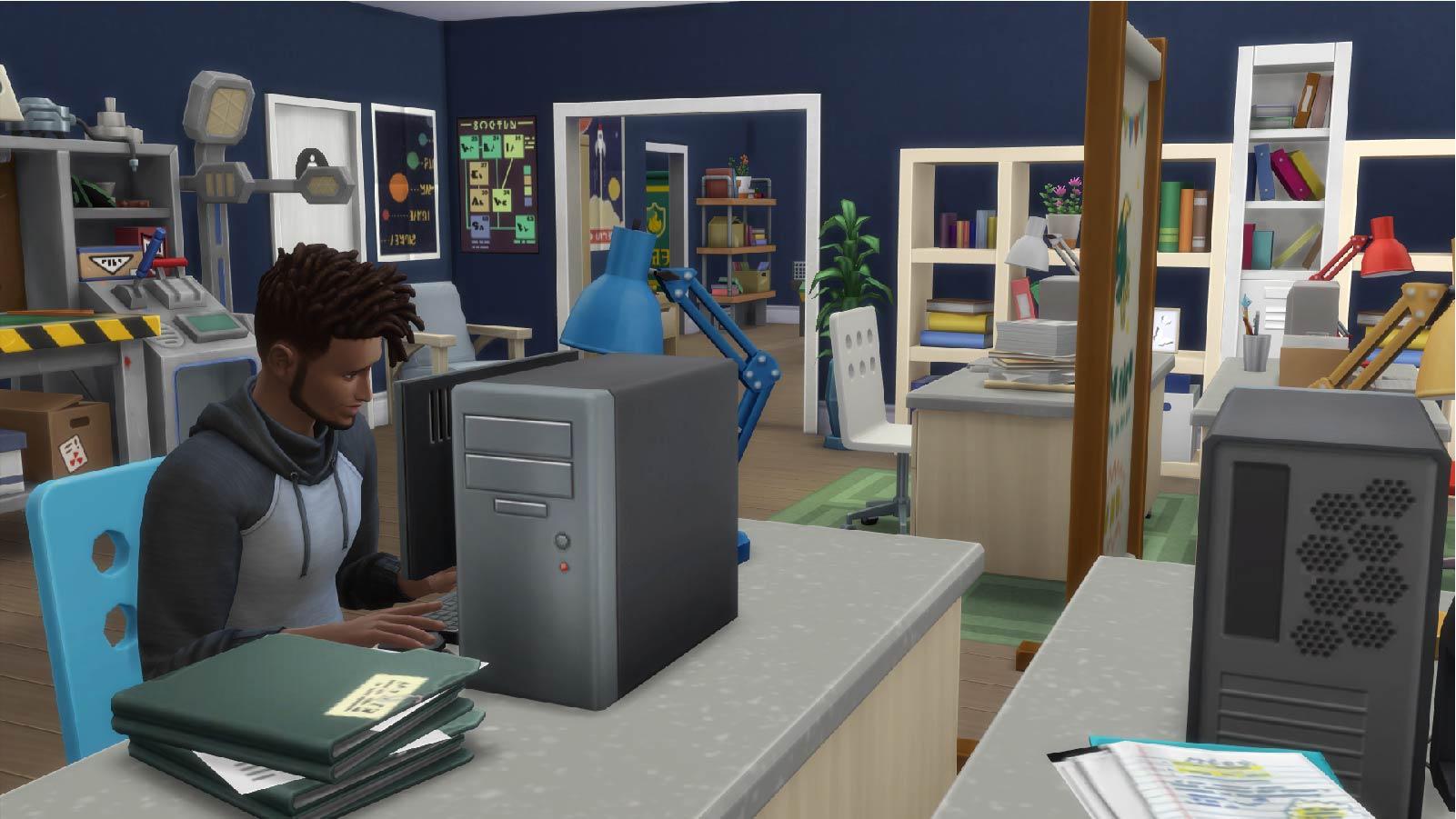 The Sims 4 Vita Universitaria - Guida al successo accademico
