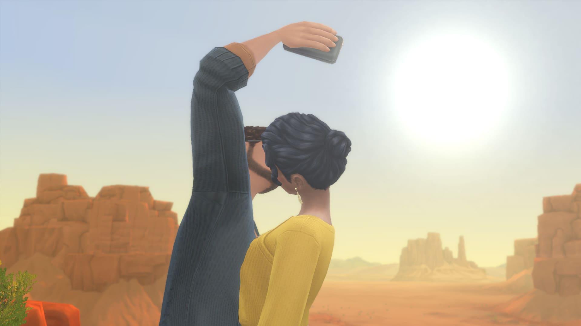 The Sims 4 - Aggiungi del romanticismo con la Passionate Romance Mod!