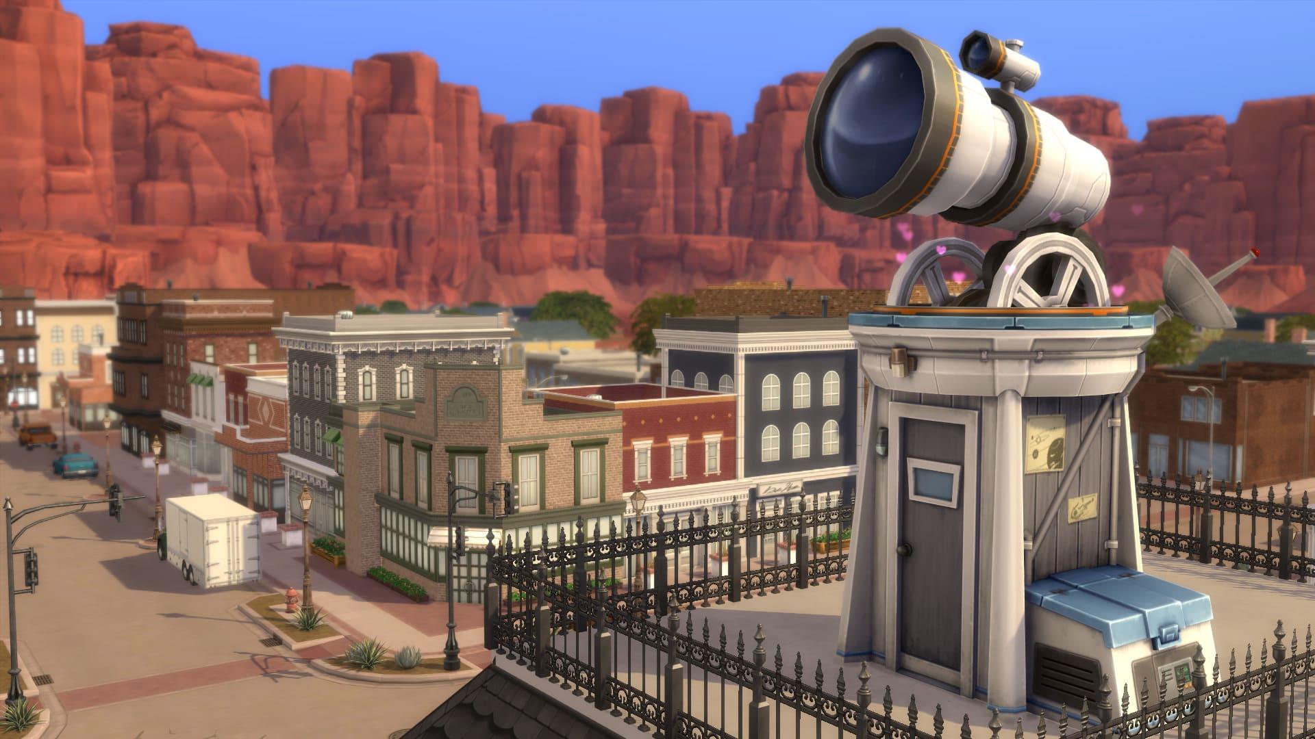 The Sims 4 - Guida ai luoghi in cui fare fiki-fiki