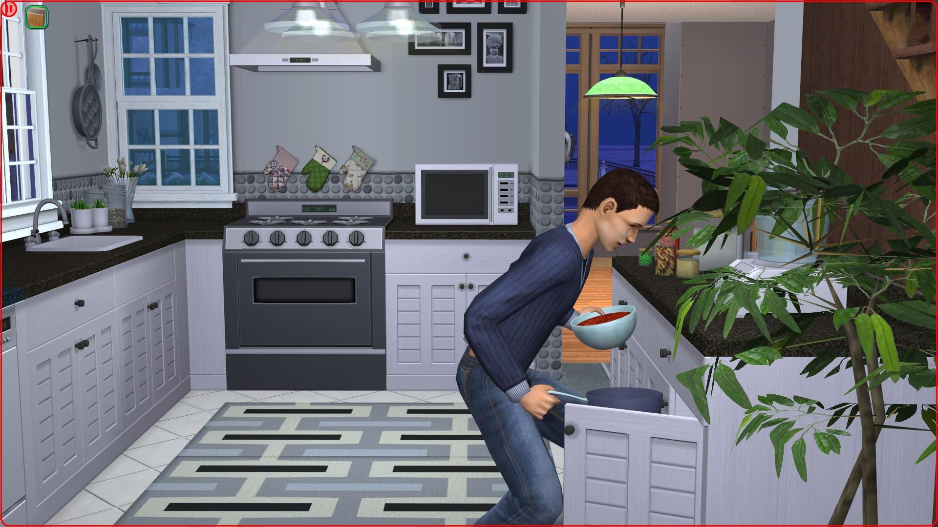 Cinque dettagli di The Sims 2 che ci mancano tutt'oggi - Banconi interagibili