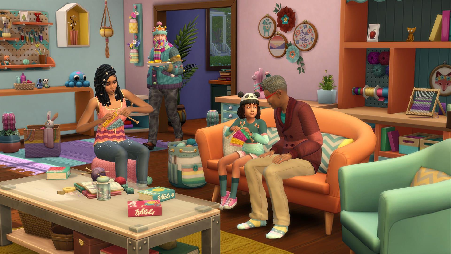 [Blog] The Sims 4 Portento del Punto Stuff svela i suoi contenuti principali