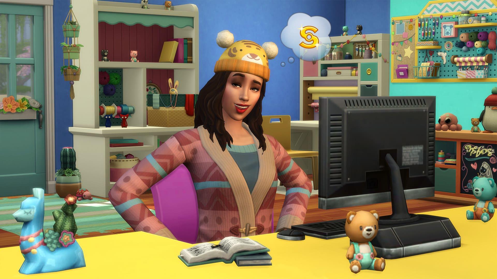 The Sims 4 Portento del Punto Stuff