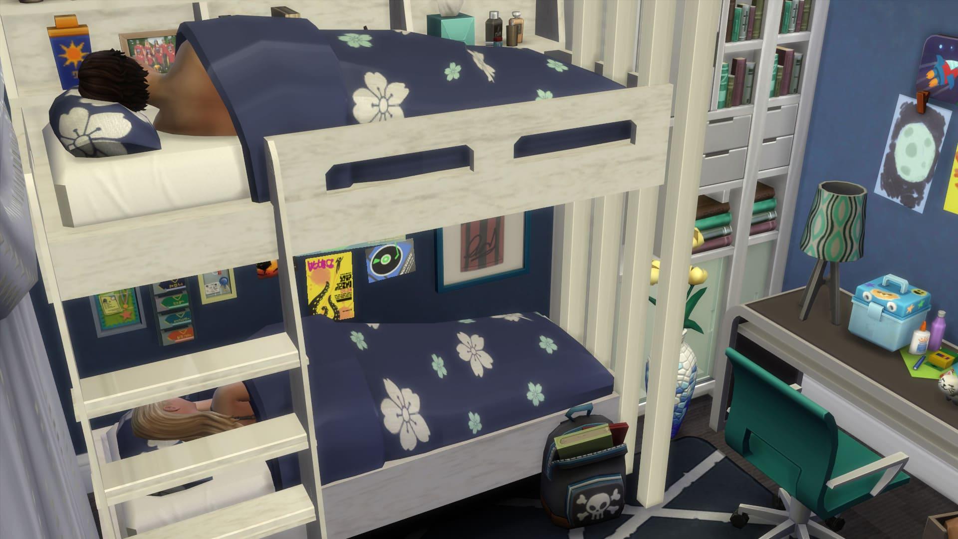 Aggiungi i letti a castello su The Sims 4 grazie a questa mod!