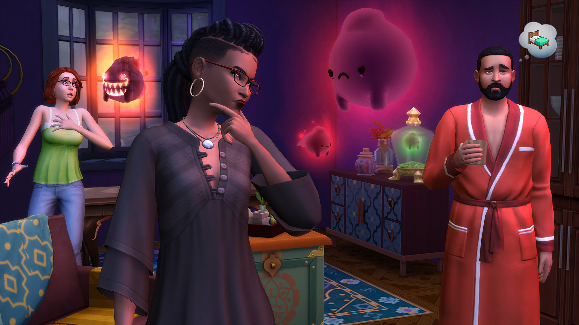 The Sims 4 Fenomeni Paranormali Stuff