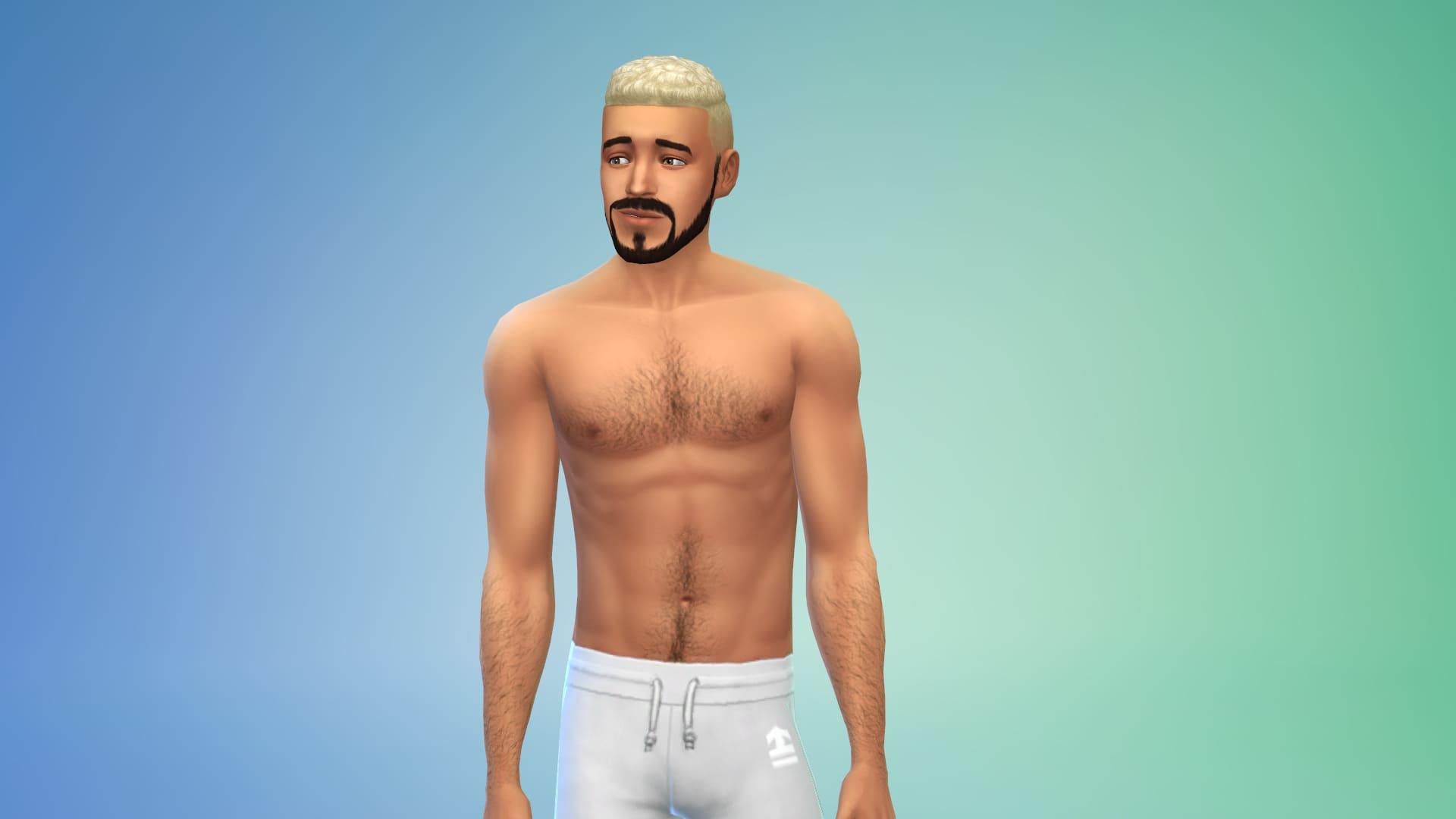Sorpresa di anniversario per The Sims 4: ritornano i peli corporei?